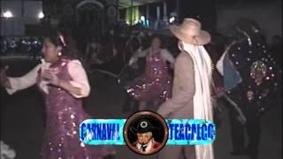 Huehues Carnaval Santa Apolonia Teacalco