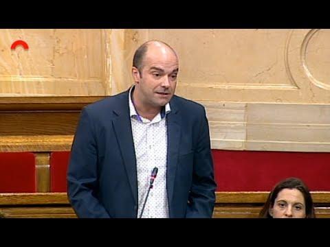 Raúl Moreno pregunta sobre la Comissió de Seguiment sobre malnutrició infantil