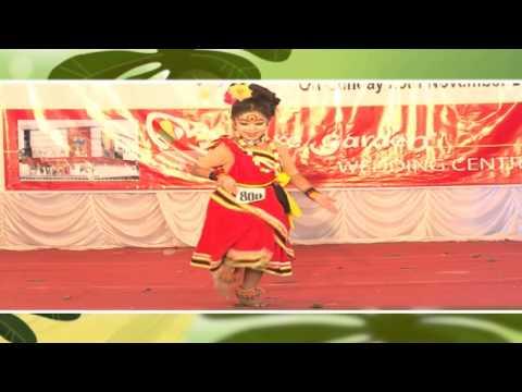Single Dance | Malamettil | Nursery Kalolsavam