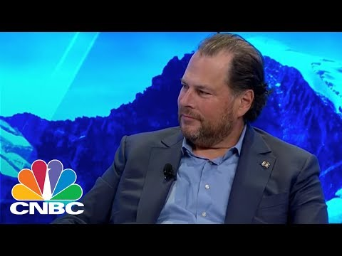 Watch Uber, Salesforce And Alphabet Execs Discuss How Tech Companies Can Build Trust | CNBC