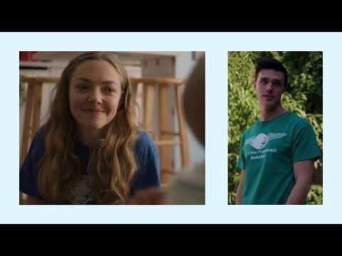 New American Drama Film A Mouthful of Air Amanda Seyfried NY Urban Professional Basketball T-Shirt