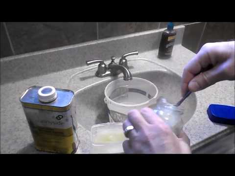 Easy homemade mold release agent