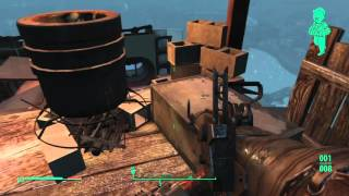 Fallout 4 смерть собаки