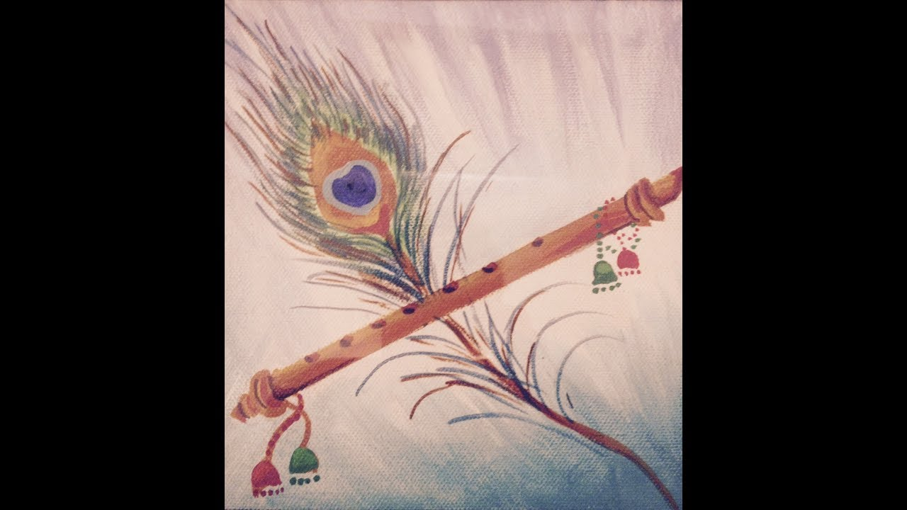 nitya jeevanake sanjeevini krishna s flute and peacock feather