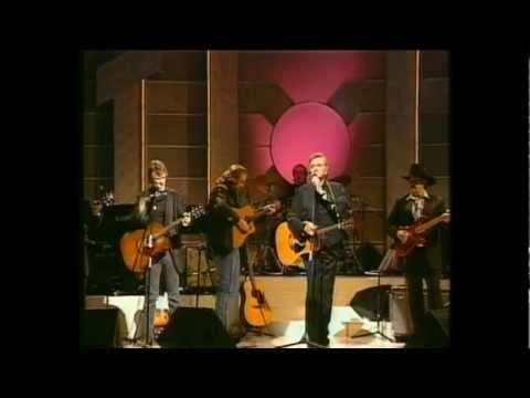 Johnny Cash and Kris Kristofferson - Long Black Veil (1993)
