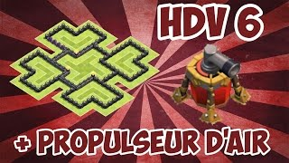 exclu village hdv 6 w propulseur d air nouvelle defense maj