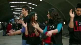 "LaLa Band - Mesaj (Antidrog) in ""Pariu cu viata"""