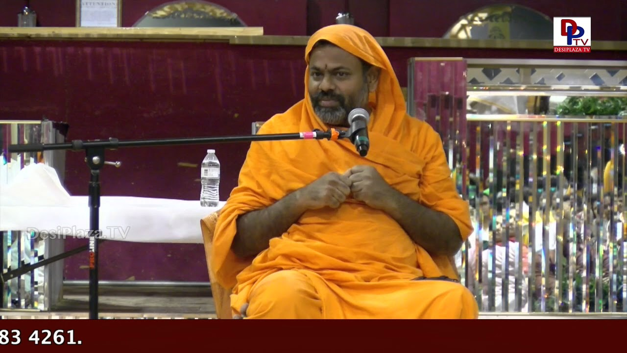Full Speech of  Swami Paripoornanda -  Importance and significance of chanting  Bhagavat Gita