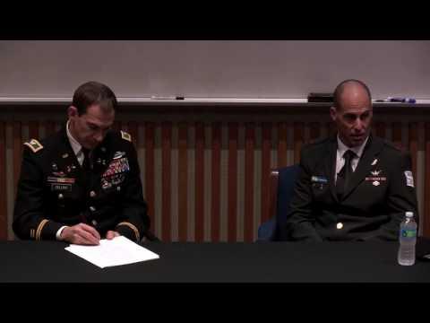 IDF Brig. Gen. Nechemya Sokal on Technology in Modern War