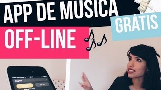MELHOR APLICATIVO DE MUSICA OFFLINE PARA IPHONE