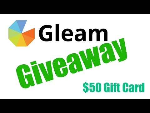 GLEAM GIVEAWAY ANNOUNCEMENT! INTO THE AM DISCOUNT CODE | Into The AM