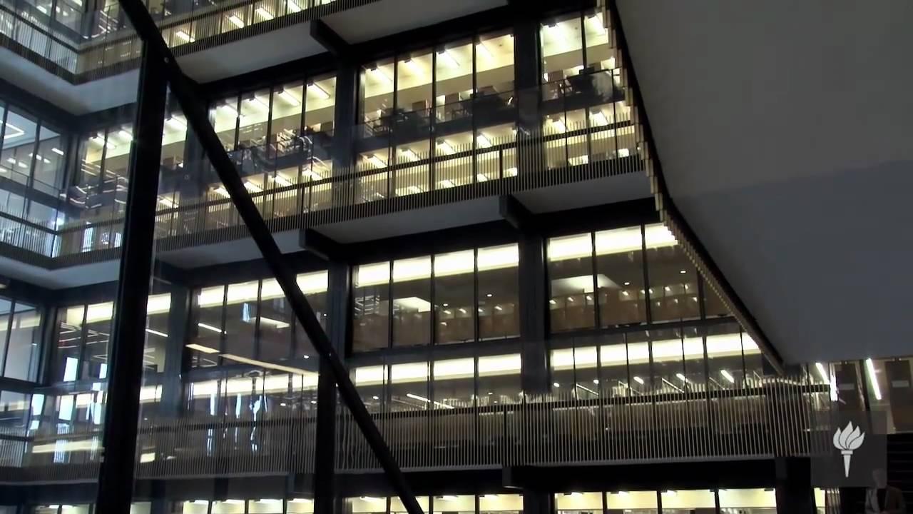 nyu bobst library phase ii renovations: architect jake alspector