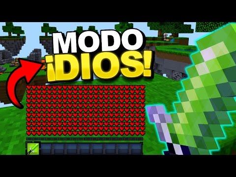 EL MEJOR HACK DE VIDA INFINITA EN SKYWARS - Como NUNCA MORIR de NINGUNA MANERA en Minecraft