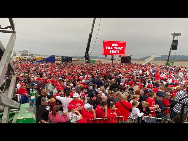 🔴 Watch LIVE: President Trump Holds Campaign Event in Middletown, PA 9/26/20