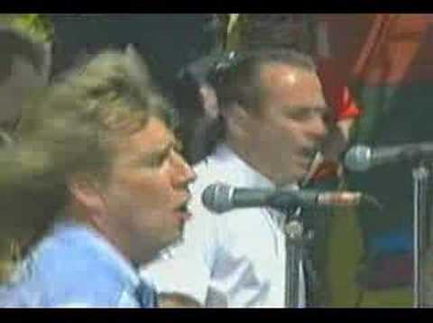 Status Quo - Rockin All Over The World (Live At Knebworth)