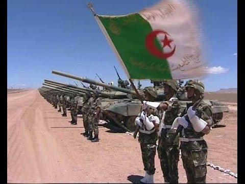 نتيجة بحث الصور عن الجيش الجزائري يجري مناورات