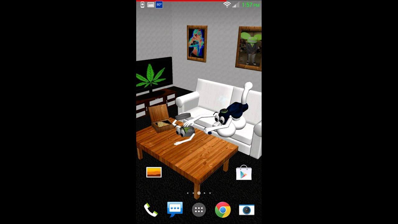 Stoner Room Live Wallpaper