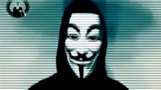 ANONYMOUS - MESSAGE TO  UK PEOPLE -  RISE UP