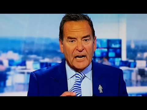Jeff stelling losing the plot on sky sports news