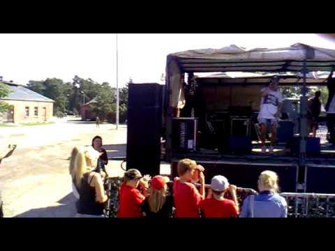 Jare & Villegalle - Häissä @ Santahamina kotiuttamisjuhla OHI ON! 6.7.2011