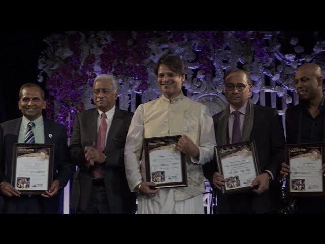 "Ekal Vidyalaya Raises $3.1m - 2019 Gala ""Future Of India"" - Vivekanand Oberoi & Shibani Kashyap"