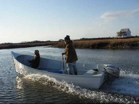 LONG POINT Outboard SKIFF By JJ