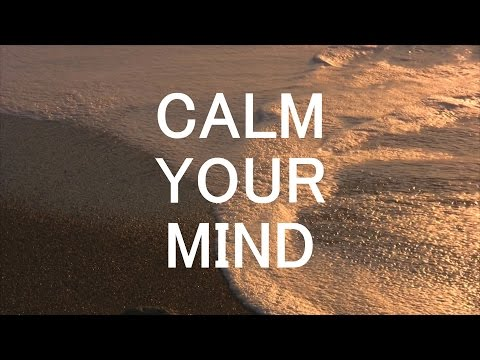 GUIDED MEDITATION: Quiet mind for anxiety and negative thoug