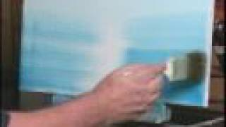How to Paint Water - Quiet Lake (4 of 19)