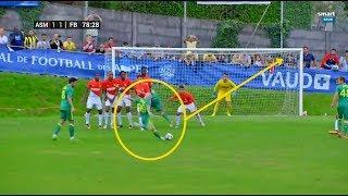 Fenerbahçe 1-1 Monaco - Maç Özeti