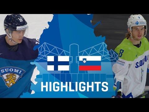 Finland - Slovenia   Highlights   #IIHFWorlds 2017