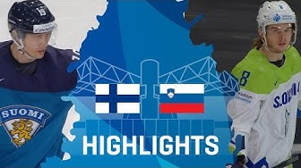 Finland - Slovenia | Highlights | #IIHFWorlds 2017
