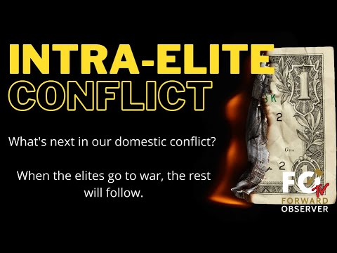 Intra-Elite Conflict: Early Warning for Conflict & Collapse