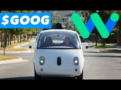 Buy Google & Get Waymo For Free 🤖🚕