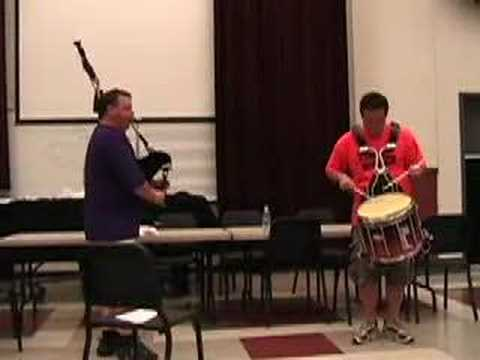 Stephen McWhirter Instructor's Recital: Hornpipe and Jig