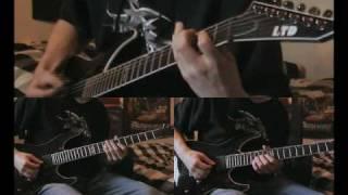 Diablo - D.O.A (guitar cover)