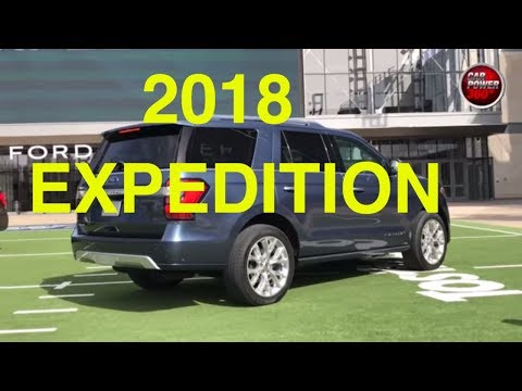 2018 Ford Expedition First Look - Details from Ford's Chief Engineer