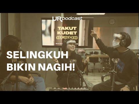 #URpodcast 1 - Selingkuh Bikin Nagih?