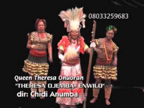 QUEEN THERESA ONUORAH EGEDEGE OF AFRICA