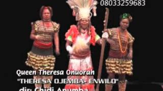 QUEEN THERESA ONUORAH EGEDEGE OF AFRICA