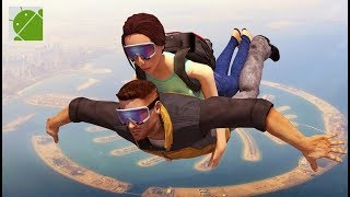 Skydiving Simulator - Android Gameplay FHD
