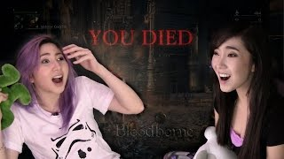 Bloodborne PS4 - Gameplay Rage by Alodia and Ashley