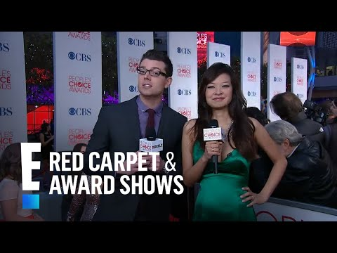 People's Choice Awards 2012 Red Carpet