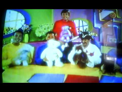 The Wiggles Teddy Bear S Big Day Out Youtube