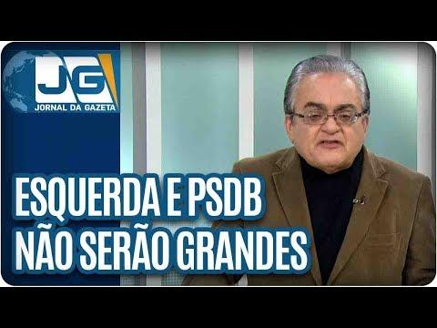 José Nêumanne Pinto   Esquerda e PSDB não serão cachorros grandes na briga de 2018