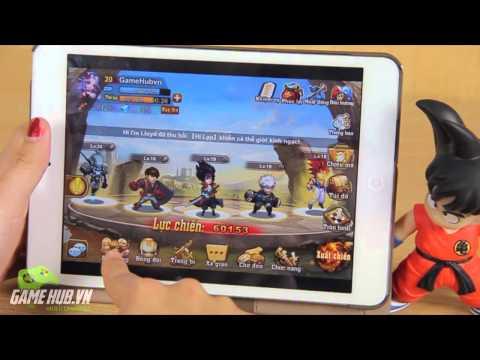 Trải nghiệm gMO siêu hot Siêu Anh Hùng - iOS/Android