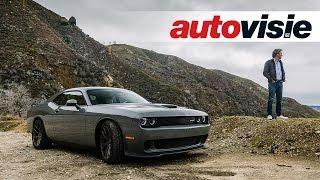 Autovisie TV: Dodge Challenger SRT Hellcat (2017)