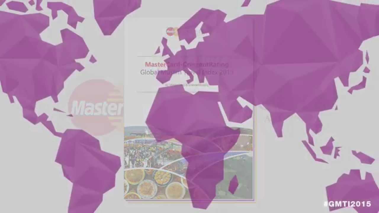 MasterCard-CrescentRating Global Muslim Travel Index 2015