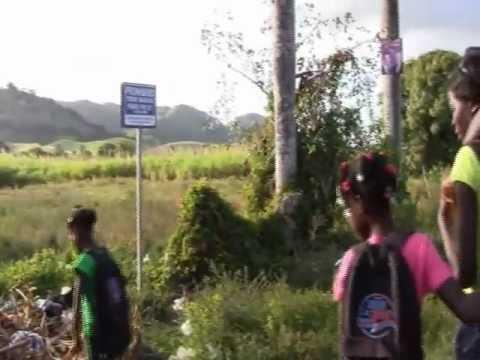 The Dominican Republic through sugar plantations & small villages