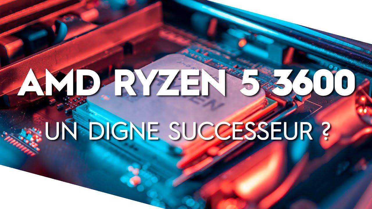[REVIEW] AMD Ryzen 5 3600 vs R7 2700X vs Core i5 9600k - TopAchat [FR]