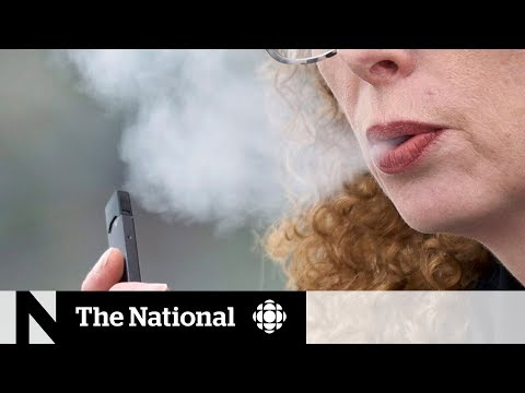 Juul Suspends All Advertising In U.S., But No Change In Canada